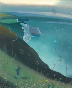 On the Dorset Cliffs
