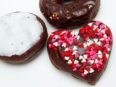 Valentine's Day Special: Dunkin's New Cocoa Yeast Donuts