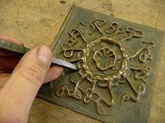 Inside Metal Art: Repousse and Chasing Techniques