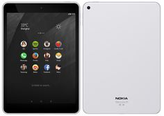Nokia N1 Tablet With Android 5.0 Lollipop Launches