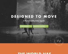 Best Web Designs of 2013 - Web Design Ledger Flat Web Design, Responsive Web Design, Responsive Site, Apps, Ui Design Inspiration, Just Dream, Article Design, Landing Page Design, Physical Activities