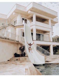 46 best house exterior design you can check 20 Dream Home Design, Modern House Design, My Dream Home, Dream House Exterior, Dream House Plans, Big Houses Exterior, Future House, Luxury Homes Dream Houses, Dream Beach Houses