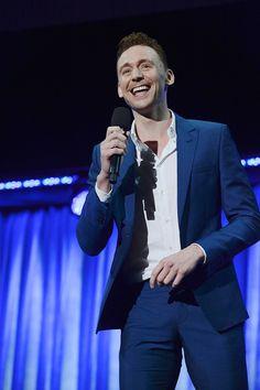 Tom Hiddleston en D23 | Las películas y celebridades que estuvieron presentes en la convención para fans de Disney.