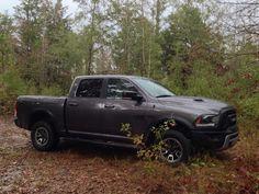 Ram Rebel 1500 4x4 Hemi | Deer Hunt East Texas | #Ram #Rebel #Hemi #RamLife #GutsGloryRam #TheFlashList #ScottTilley | #AutoReview http://www.theflashlist.com/assets/brands/automotive/ram/2015/1500/reviews/scotttilley/dallas.html