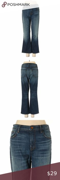 I just added this listing on Poshmark: J Brand Blue Whiskered Flared Leg Mid Rise Jeans. Cropped Wide Leg Jeans, Flare Leg Jeans, Mid Rise Skinny Jeans, High Jeans, J Brand Jeans, Jeans Brands, Red Jeans, Jeans And Boots, Combo Dress