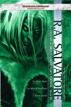 The Legend of Drizzt Collector's Edition book 4