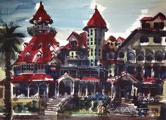 rex brandt Watercolor Paintings - Yahoo Image Search Results