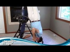 A Teeter Inversion Table Means a Better Golf Swing for Henry