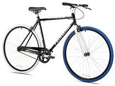 Takara Sugiyama Flat Bar Fixie Bike Black/Blue Large/58cm Frame For Sale https://bestmountainbikeusa.info/takara-sugiyama-flat-bar-fixie-bike-blackblue-large58cm-frame-for-sale/