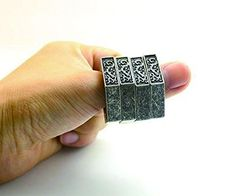 Kung Fu Power Self-Defense Rings - https://interwebs.store/kung-fu-power-self-defense-rings/ #Gear+Gadgets