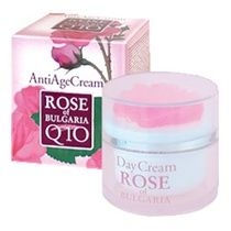 Rose of Bulgaria Anti Age Cream Q10 wth rose water