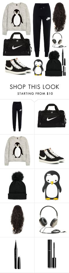 """""""19 days until christmas!"""" by ayatzatar on Polyvore featuring NIKE, Forever 21, MANGO, Frends, Marc Jacobs and Chanel"""