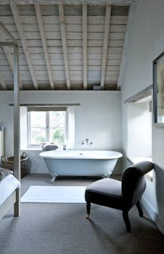 Luxurious Modern Swedish Villa Charms With A Blend Of Elegance And  Ergonomics | Villas, Gothenburg And Bathtubs