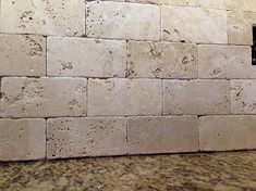 Check out this Daltile product Travertine Collection Baja Cream