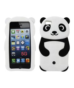 Take a look at this Atomic9 White Panda Fun Animal Case for iPhone 4/4S on zulily today!