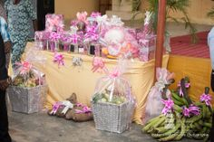 Akara Ogheneworo PresentsTomi and Seni's Traditional Wedding