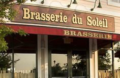 Wonderful lunch - Review of Brasserie du Soleil, Wilmington, NC - TripAdvisor