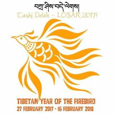 Happy Losar! .  .  .  .  .  .  .  .  #firebird #losar #losartashidelek #tashidelek #happynewyear #tibetannewyear #tibet #チベット