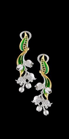 Master Exclusive Jewellery - Collection - Diamond flowers: