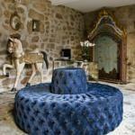 Solar de Oura SO37 Receção Solar, Ottoman, Chair, Furniture, Home Decor, Decoration Home, Room Decor, Home Furnishings, Stool