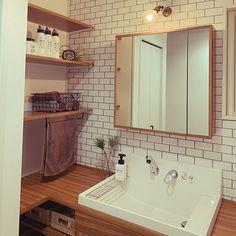 Bathroom, Decor, Bedroom Decor, House, Framed Bathroom Mirror, Mirror, Bathroom Mirror, Home Decor, Room