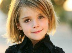 Short Haircuts For Little Girls