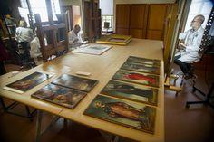 En el Museo de Bellas Artes de Sevilla se preparan las obras del pintor para la conmemoración del cuarto centenario de su muerte