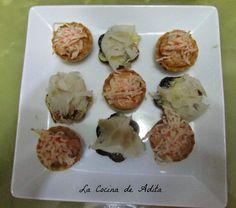 La Cocina de Adita: 2 tapas deliciosas, y fáciles de preparar