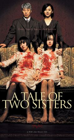 A Tale Of Two by Jee-woon Kim. With Kap-su Kim, Jung-ah Yum, Soo-jung Lim, Geun-young Moon. A family is haunted by the tragedies of deaths within the family. Asian Horror Movies, Best Horror Movies, Horror Movie Posters, Horror Films, Scary Movies, Halloween Movies, Film Posters, Drama Korea, Korean Drama