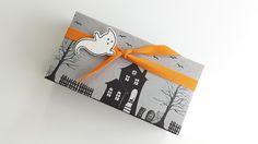 """Verpackung für Belgische Pralinen """"Meeresfrüchte"""", für viele Anlässe, Halloween, Gruselnacht, mit crehand & Stampin' Up!, Videoanleitung auf meinem Blog und YouTube"""