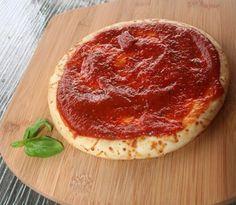 The Best Low Sodium Pizza Sauce - Hacking Salt Low Salt Recipes, Low Sodium Recipes, Pizza Recipes, Sauce Recipes, Healthy Recipes, Low Sodium Pizza, Low Sodium Diet, Sodium Foods, Low Carb