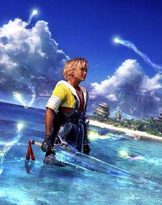 Final FantasyX/X-2 HD Remaster