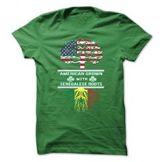 American grown with Senegalese Roots - St. Patricks day - #sweatshirt makeover #grey sweatshirt. PRICE CUT  => https://www.sunfrog.com/Geek-Tech/American-grown-with-Senegalese-Roots--St-Patricks-day.html?id=60505