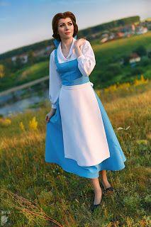 Claudette Violetta: Cosplays de las Chicas Disney