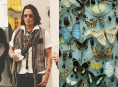 Trends: Boho Chic - Johnny Deep