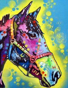 pop art pony!