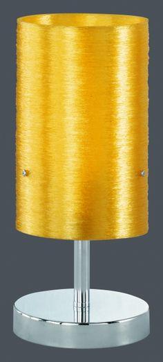 5939 - TRIO - dotyková stolová lampa - žltá