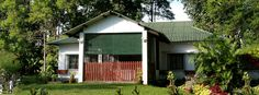 Wild Mahseer Lodge, Assam