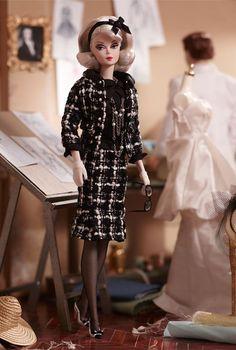 Beautiful Silkstone Boucle Beauty Barbie Fashion Model Collection | eBay