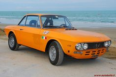 lancia fulvia | LANCIA FULVIA 1600 HF Lancia Delta, Classy Cars, Bad To The Bone, Car In The World, Fast Cars, Old Cars, Fiat, Cars And Motorcycles, Vintage Cars