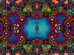 Amazing Seattle Fractals - 2011 Fractal Art Gallery III