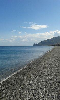S. Teresa di Riva (Me). La spiaggia.