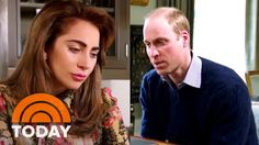 Prince Harry has opened up about his emotional turmoil following the death of his mother, Princess Diana. Now his brother, Prince William, speaks with Lady G...