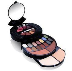 BR 28 Makeup Color Kit # JC201 #BR