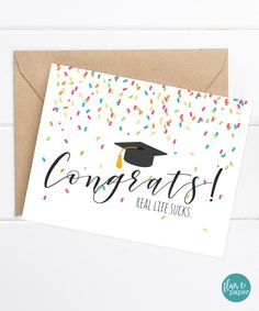 544 best graduation cards images on pinterest graduation cards congratulations grad card funny graduation card grad card graduation card congrats m4hsunfo