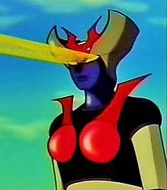 Minerva X: robot antológico de la serie original, Minerva X no apareció en la primera emisión en España. Se trata de un robot con apariencia femenina diseñado por el Dr. Jūzō Kabuto y cuyos planos son robados por el Dr. Hell, que consigue construirla. Sin embargo, careciendo de aleación Z, la construye de superacero. Aparte de contar con los mismos poderes de Mazinger Z, la característica principal de la Minerva X es un misterioso circuito, diseñado por Jūzō, Big Robots, Cool Robots, Battle Bots, Time Cartoon, Mecha Anime, Super Robot, Old Anime, Old Cartoons, Thundercats