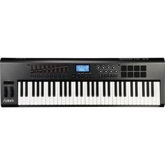 M-AudioAxiom 61 2nd Gen 61-Key USB MIDI Keyboard Controller