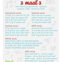3 is negen Teaching Kids, Kids Learning, Adhd Activities, Adhd Quotes, Emotional Awareness, Special Kids, Speech Language Therapy, School Hacks, Social Skills