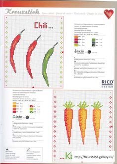 Gallery.ru / Фото #2 - Rico Stick-idee 8, 9, 11, 12, 20, 26, 27, 31, 32, 37, 39, 44 - Fleur55555