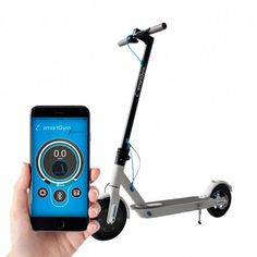 Patinete eléctrico Xtreme (blanco) – SmartGyro Xtreme, Mp3 Player, Stationary, Gym Equipment, Bike, Sports, Kick Scooter, Sustainable Transport, Skateboards
